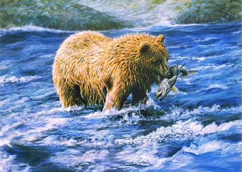 #76 Brown Bear