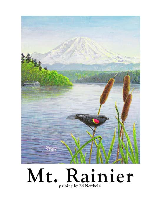 #105 Red-wing & Rainier