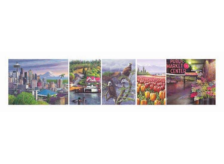 #136 Tour of the Northwest--Horizontal