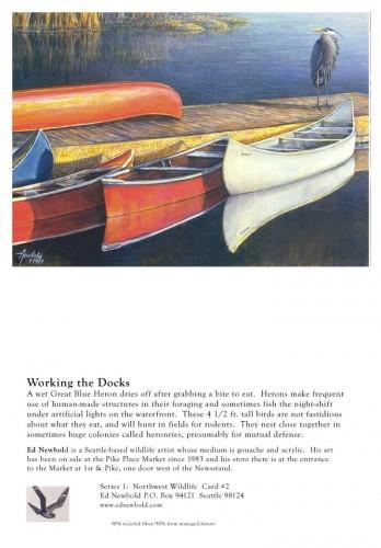 NC Series 1 #2 Working the Docks
