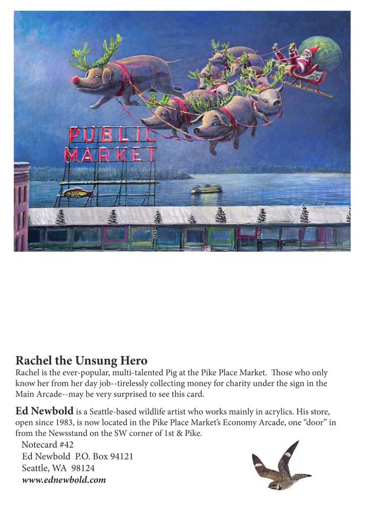 NC #42 Rachel the unsung hero