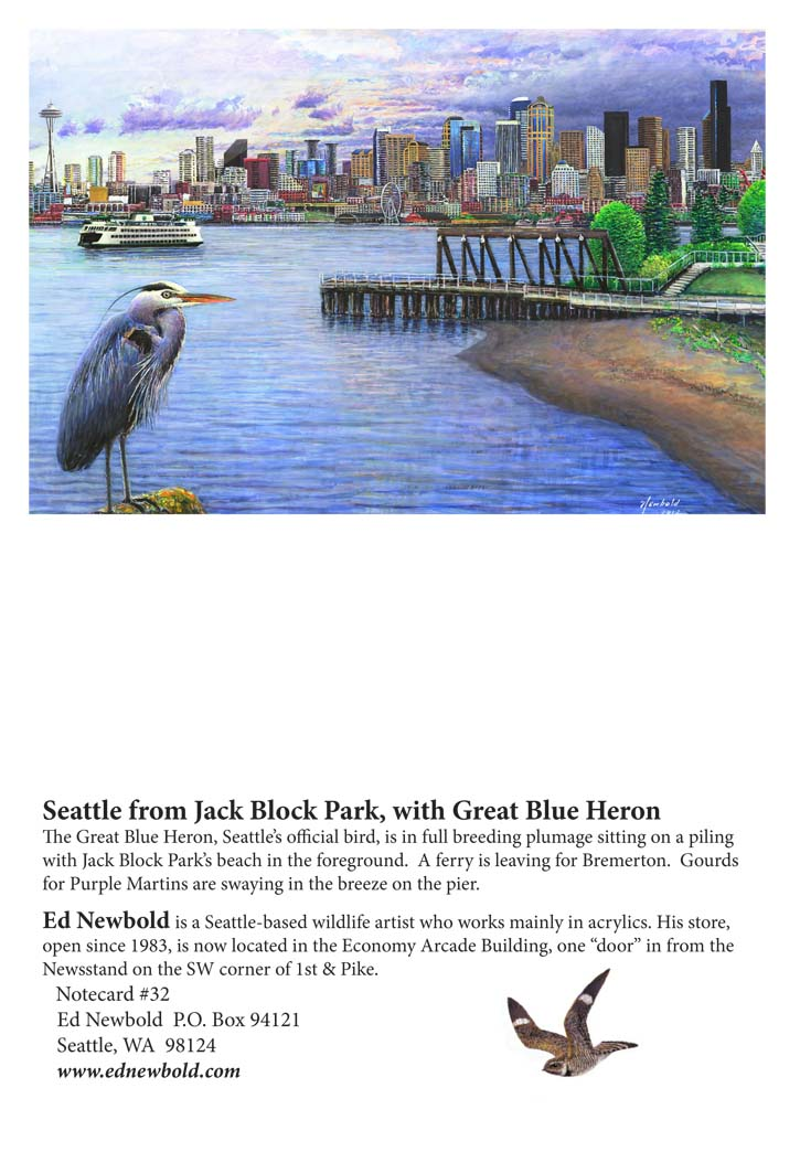 NC #32 Seattle from Jack Block