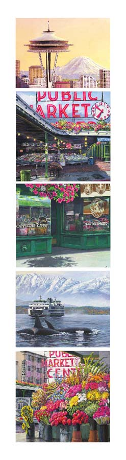 #135 Seattle Skinny Vertical